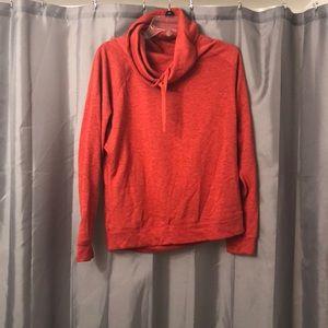 Nike Dry Fit funnel neck sweatshirt